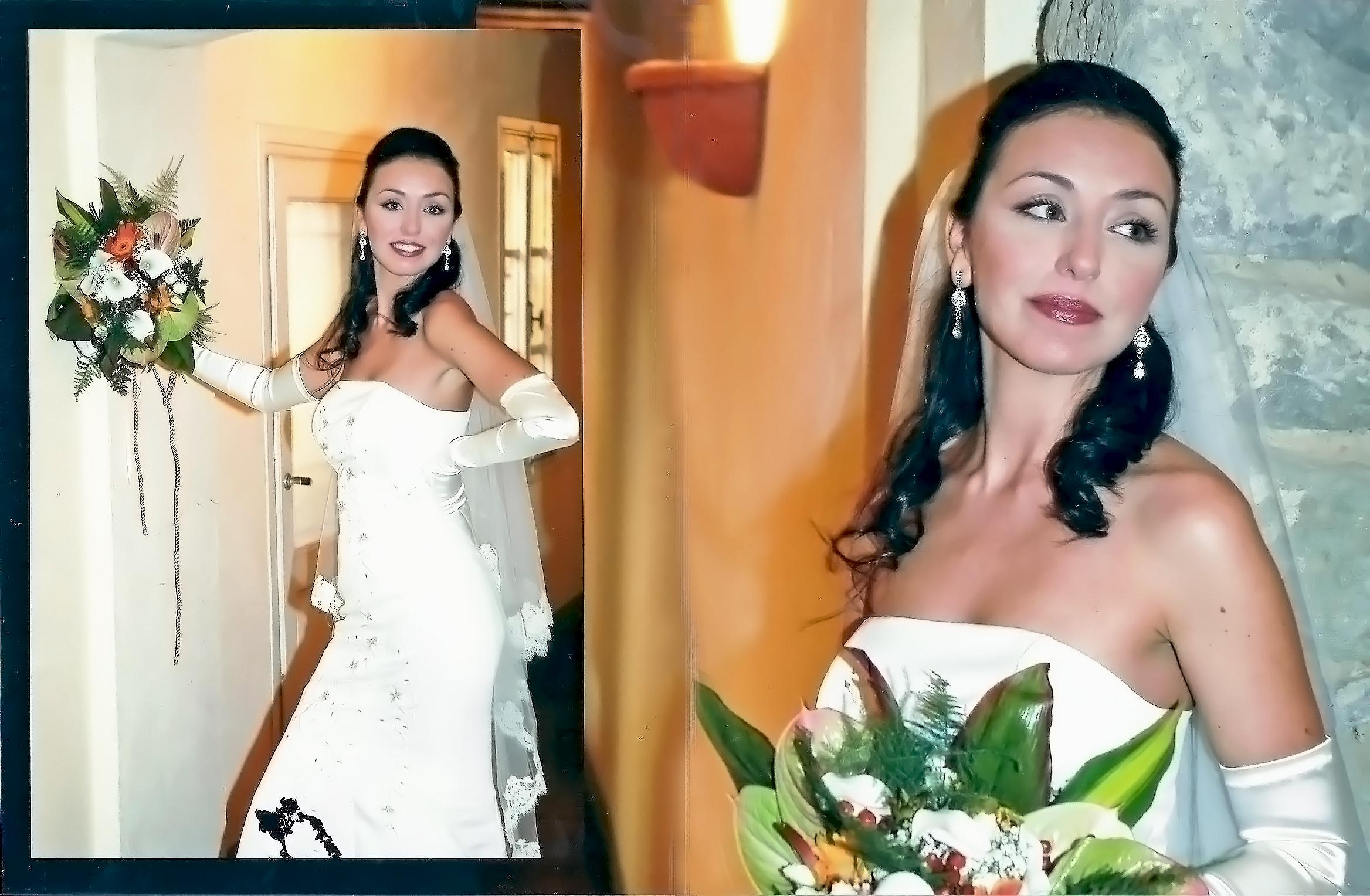 Trucco Matrimonio Abito Azzurro : Base trucco sposa perfetta tutorial