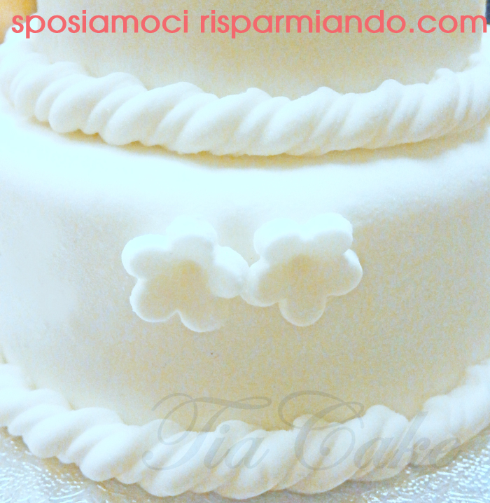 ricetta per mini wedding cake